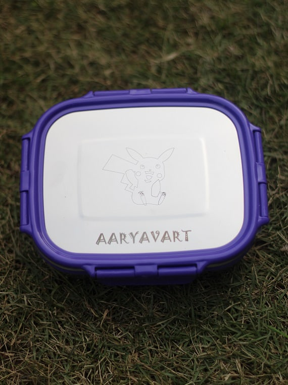 Personalized Large Tiffin