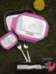 Personalized Bottle and Tiffin set