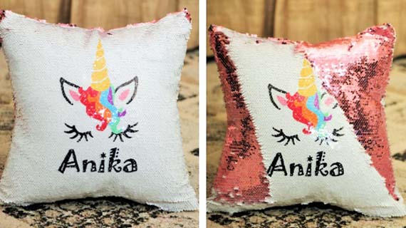 Five Ways a Personalised Kids Pillow Can Bring Joy Everyday