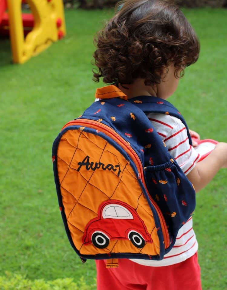 Personalized-Bag-for-kids-Car.