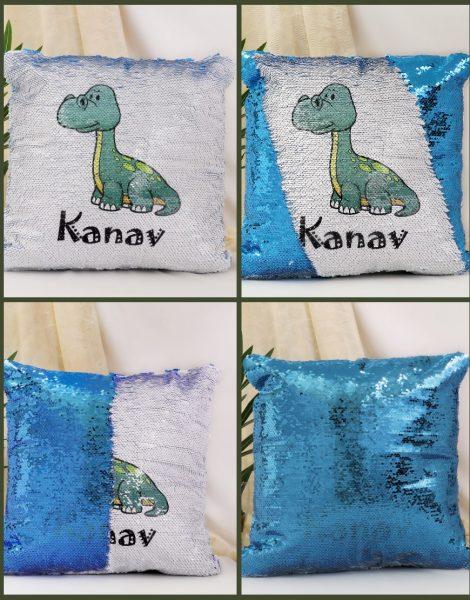 Personalized Magic Pillow-Dinosaur